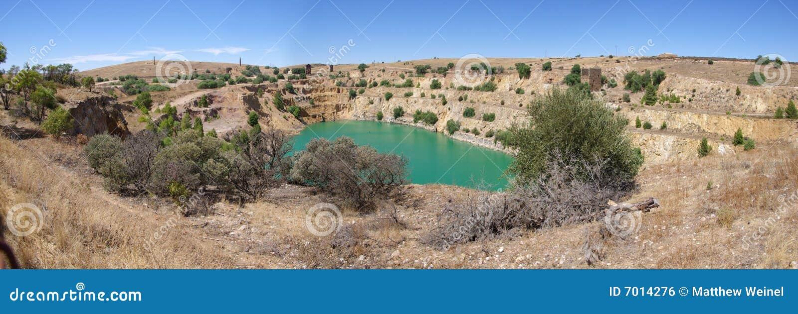 ορυχείο χαλκού burra