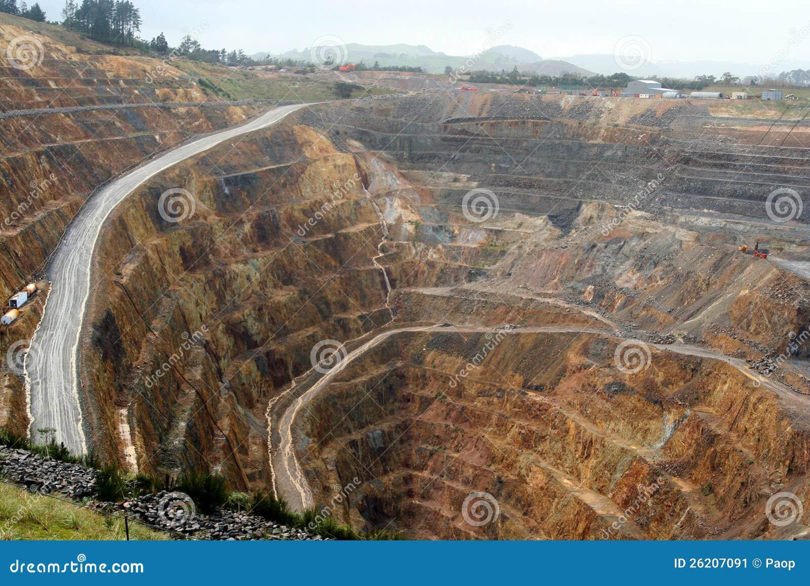 Ορυχείο χρυσού Waihi