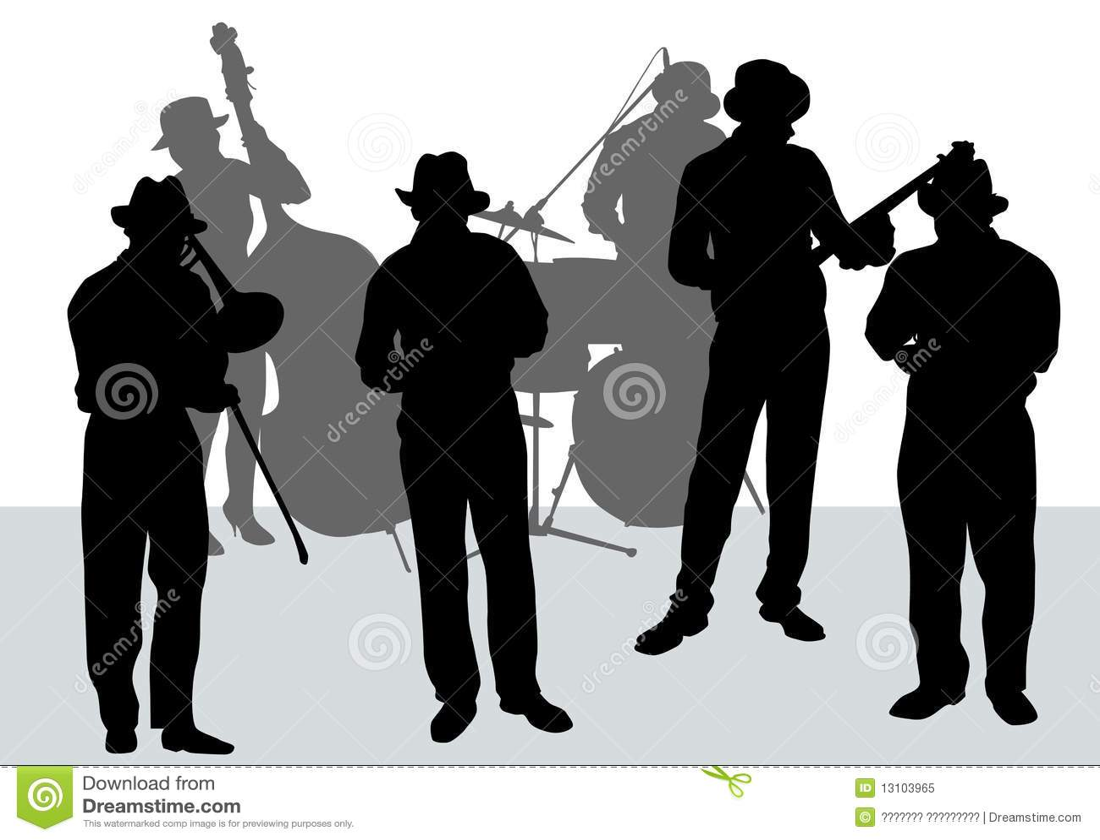 ορχήστρα τζαζ