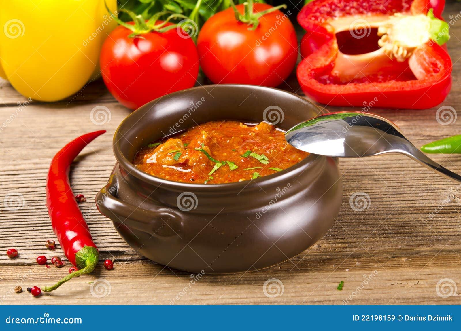 Ουγγρικό goulash