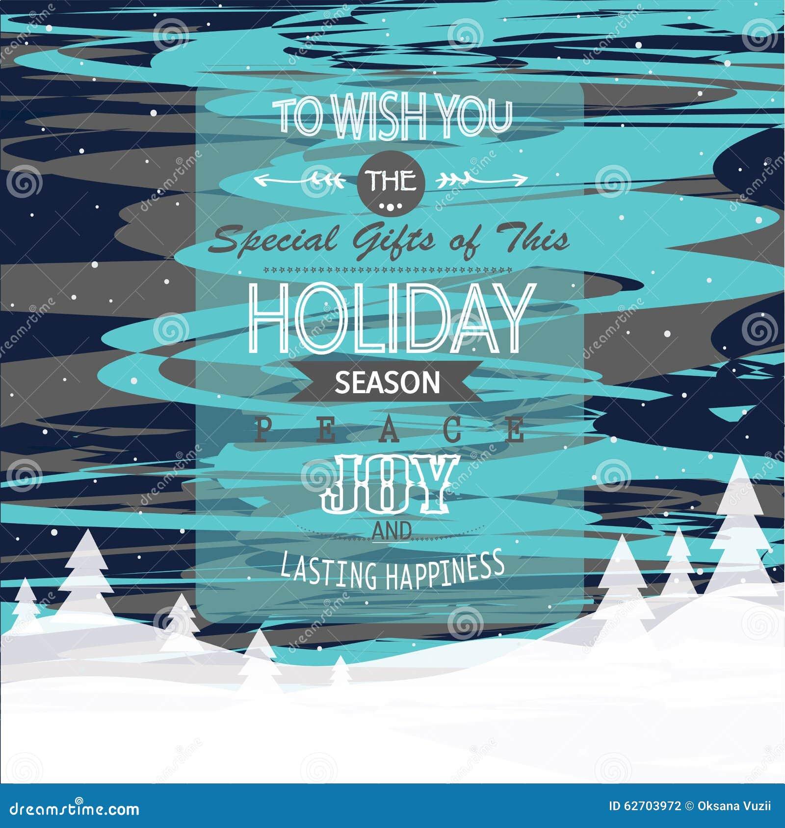 Download ουρανός Santa του Klaus παγετού Χριστουγέννων καρτών τσαντών Στοκ Εικόνες - εικόνα από τα, σχέδιο: 62703972