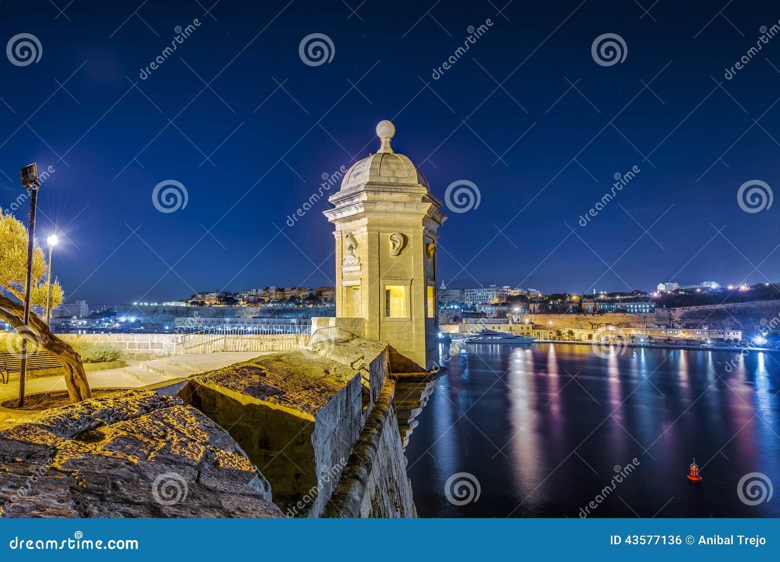Οχυρό Άγιος Michael σε Senglea, Μάλτα