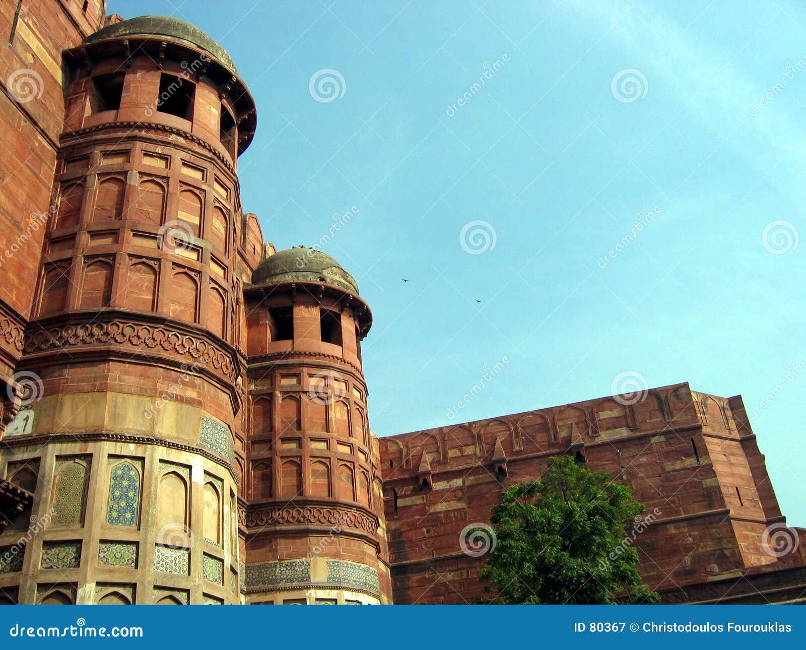 οχυρό Ινδία agra