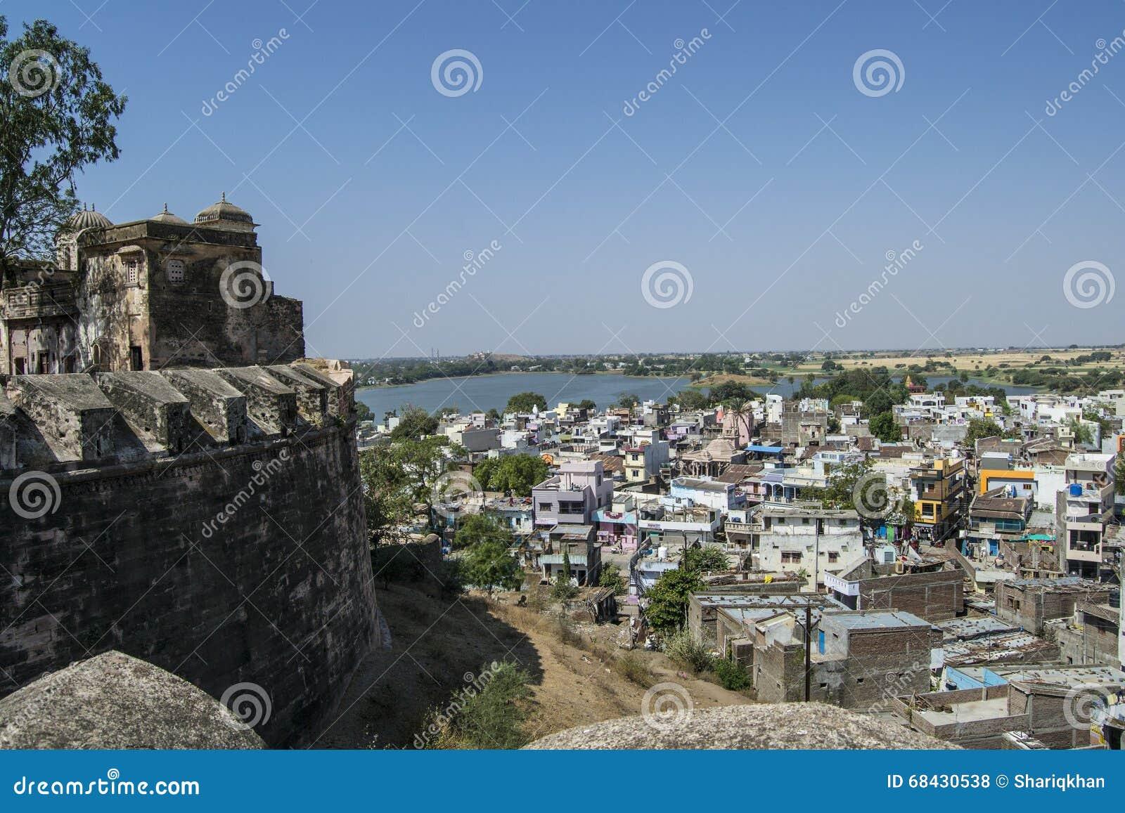 Οχυρό Dhar και πόλη Dhar