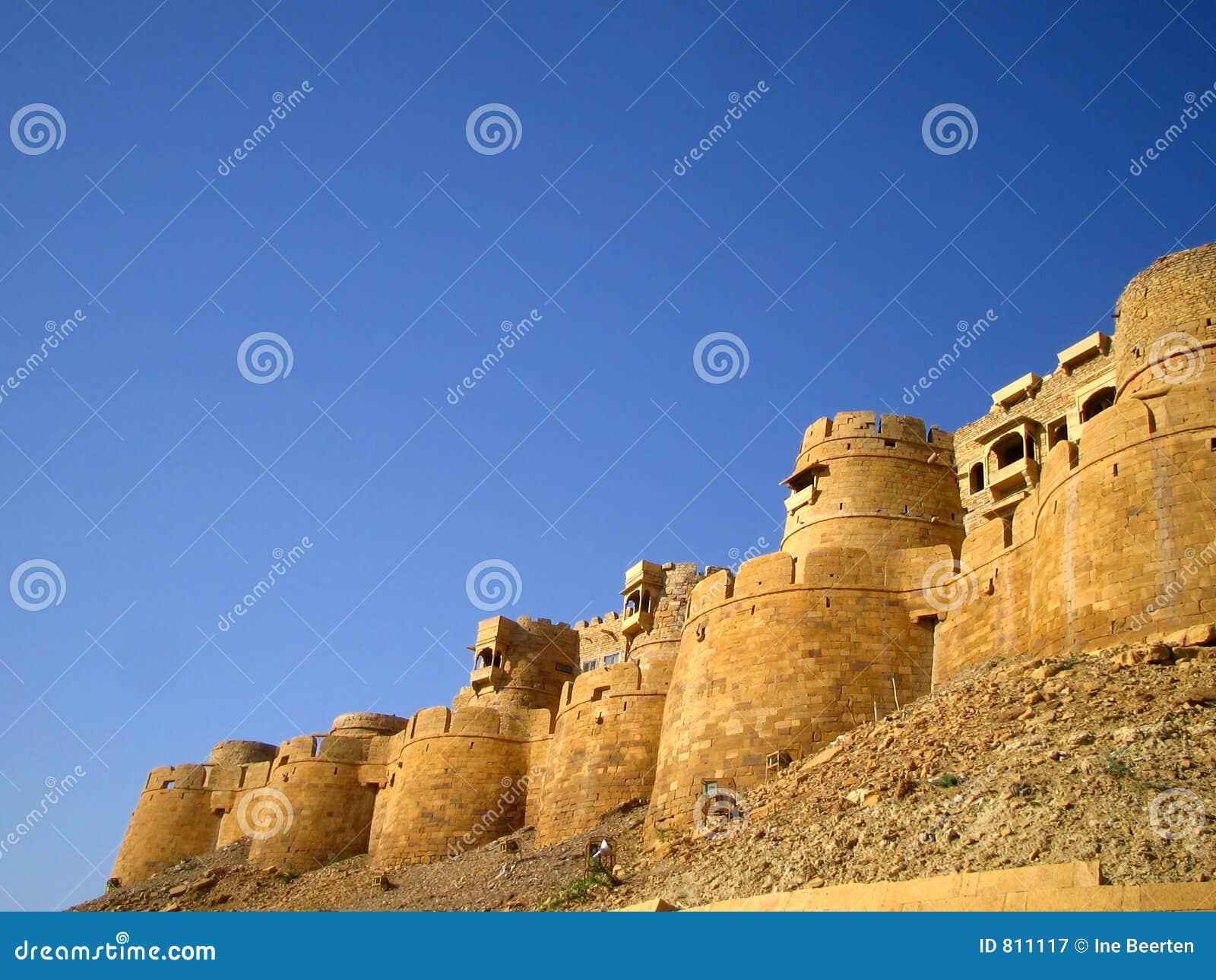 οχυρό jaisalmer