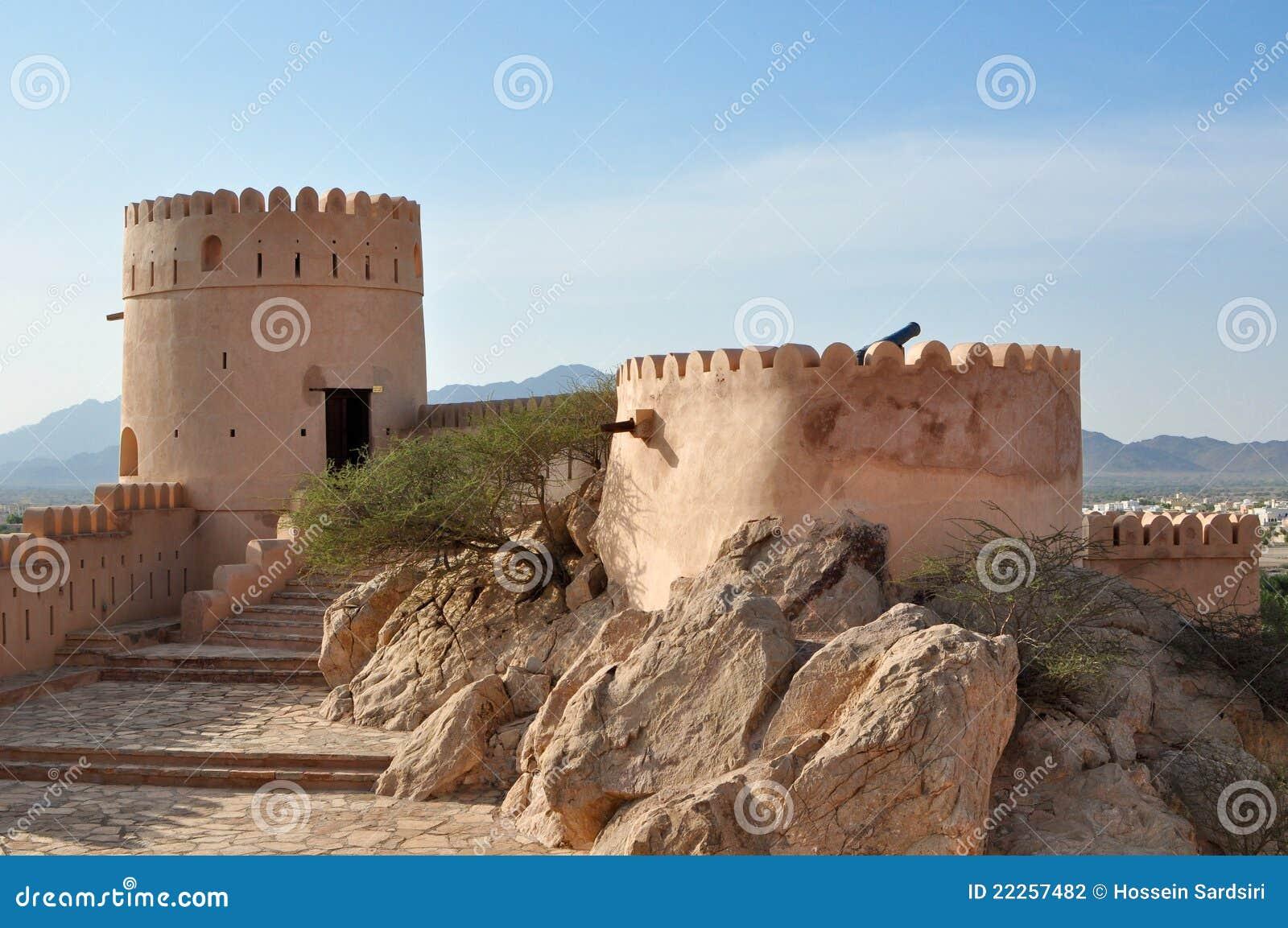 οχυρό nakhal