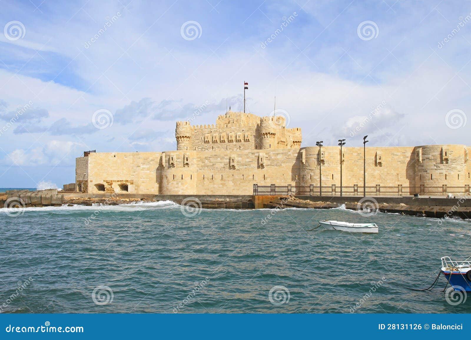 Οχυρό Qaitbay