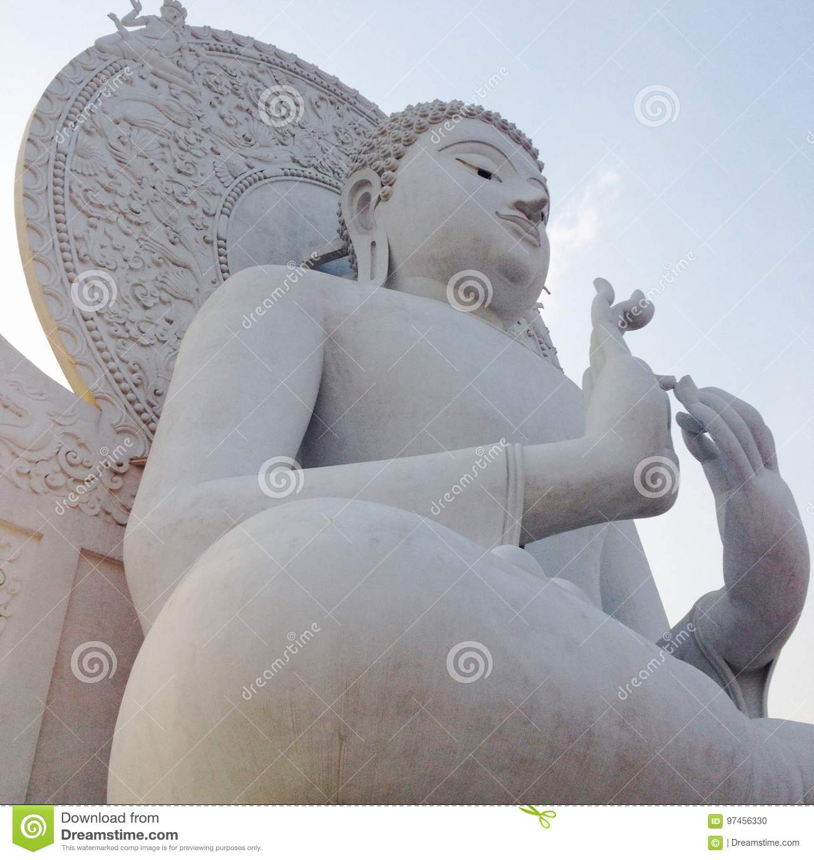 Ο Βούδας θεωρεί τον ταϊλανδικό βουδισμό πολιτισμού