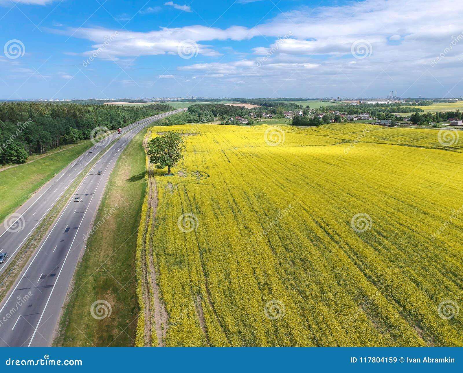 Ο δρόμος στο Μινσκ