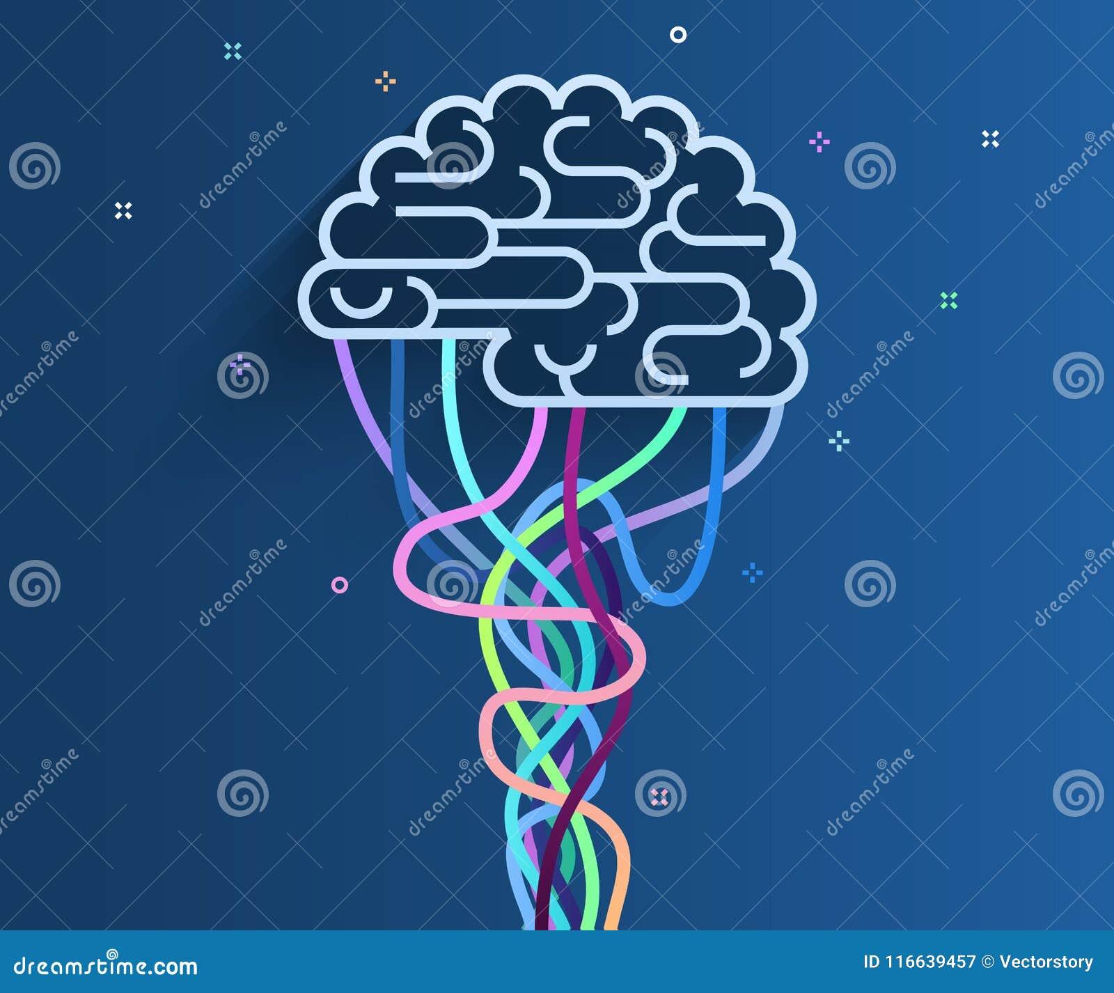 Ο εγκέφαλος συνδέεται με το δίκτυο