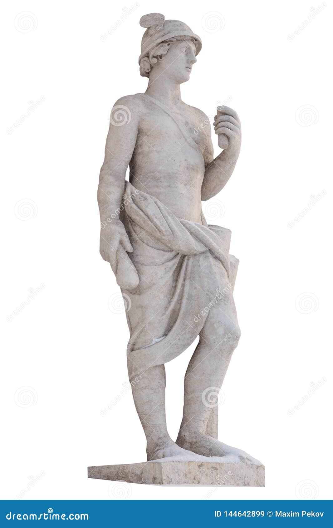 Ο ελληνικός υδράργυρος Θεών απομονώνει Ο υδράργυρος ήταν αγγελιοφόρο