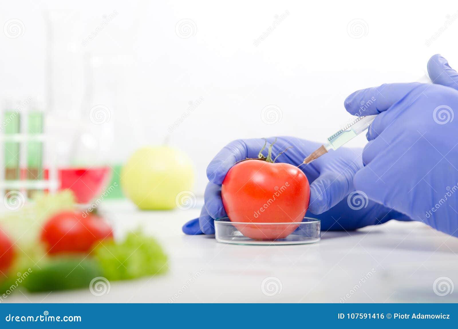 Γενετικά τροποποιημένα