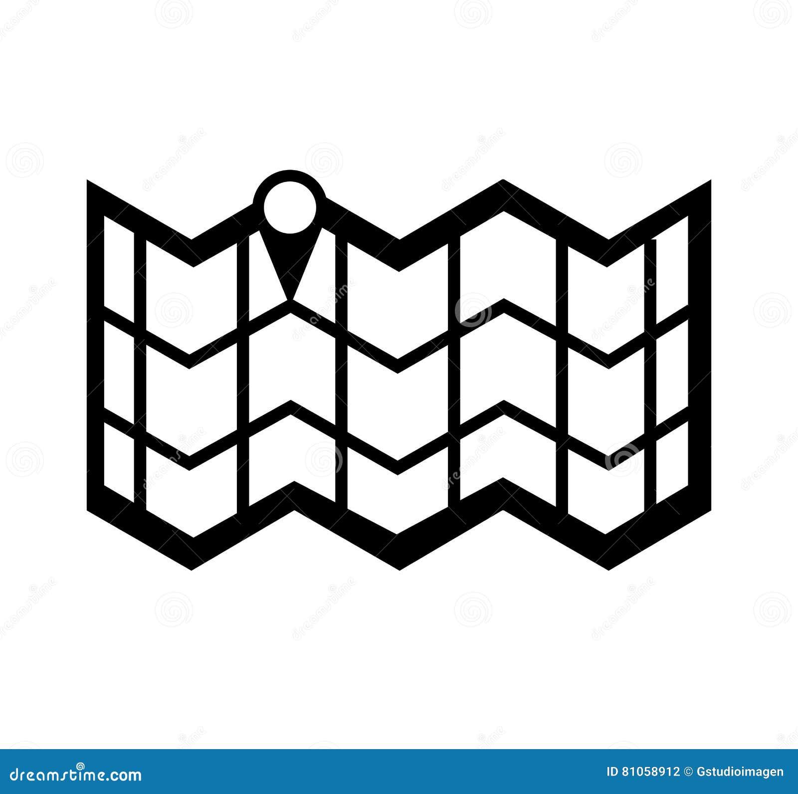 Οδηγός χαρτών εγγράφου με τη θέση καρφιτσών