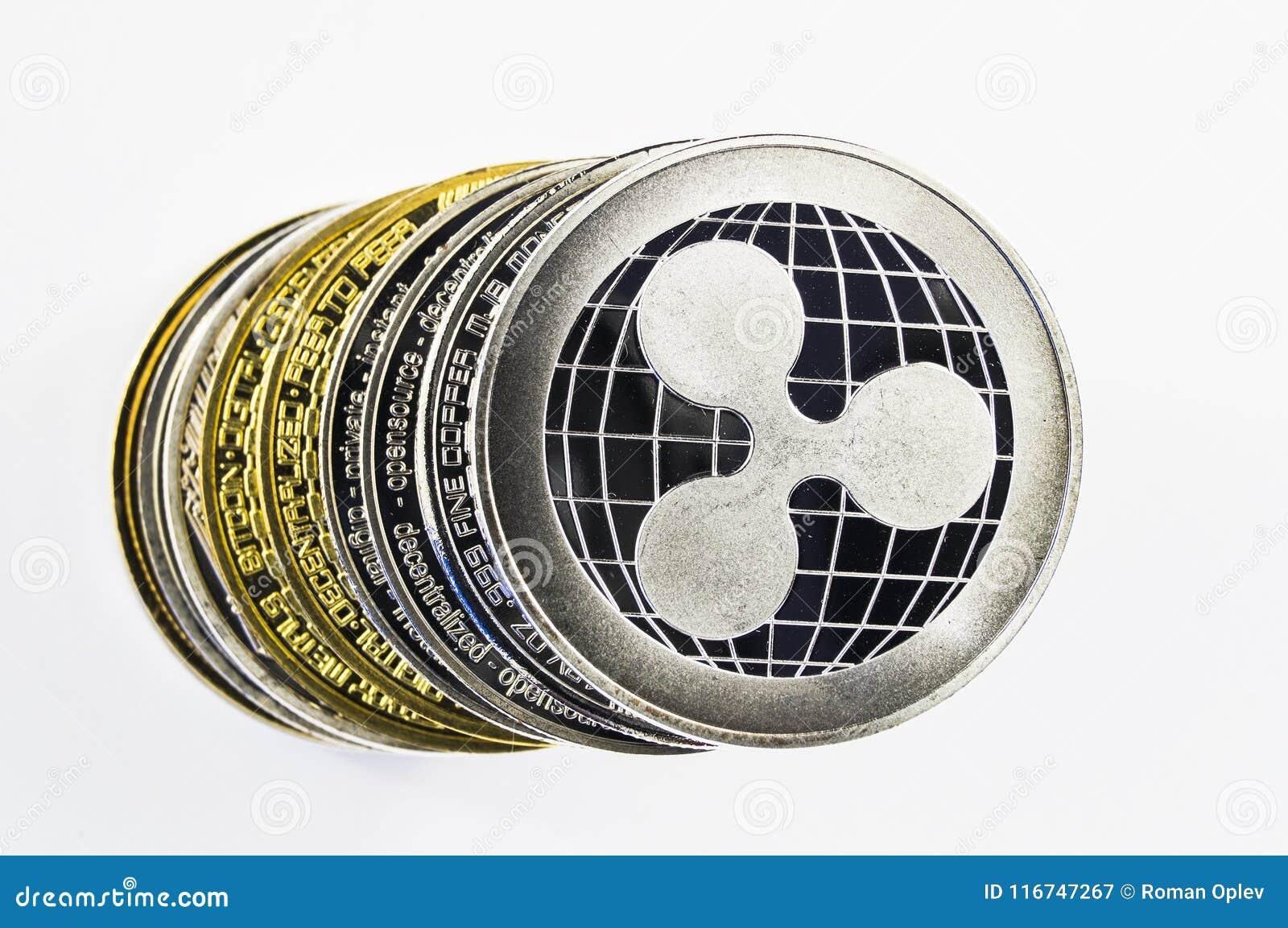 Ο κυματισμός είναι ένας σύγχρονος τρόπος της ανταλλαγής και αυτού του crypto νομίσματος