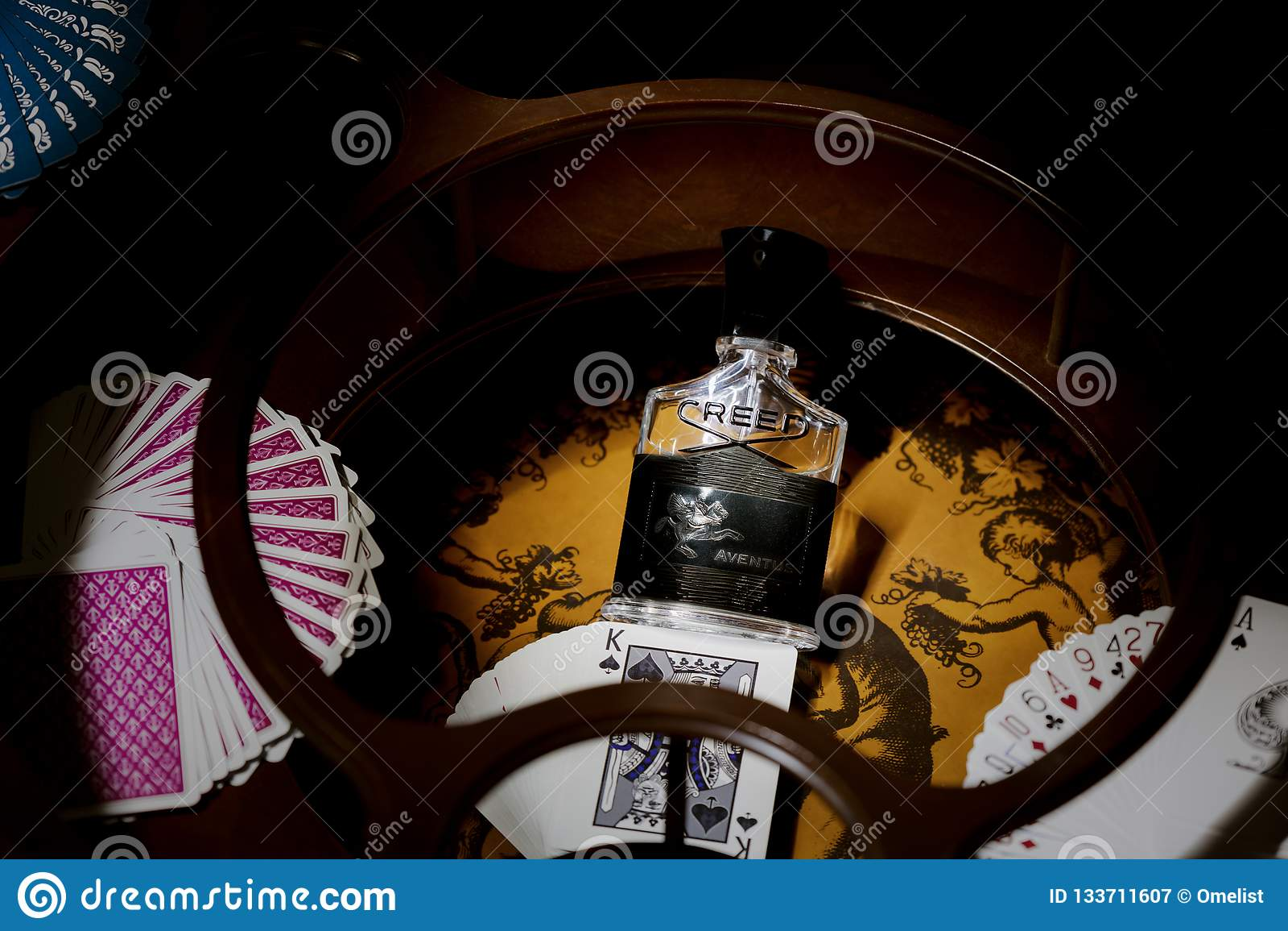 Ο Μαύρος Aventus EAU de parfum θρησκείας