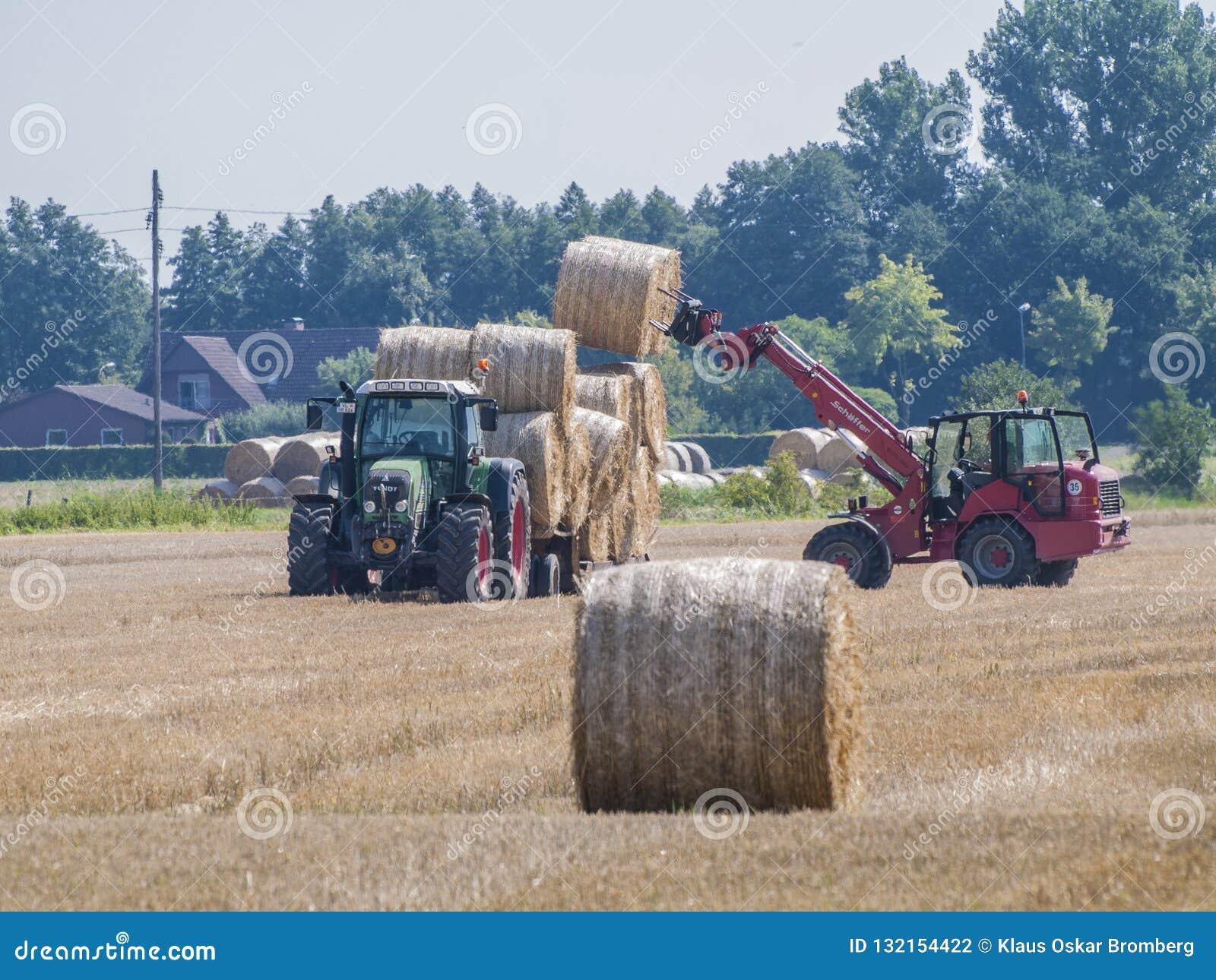 Ο μηχανοποιημένος αγρότης