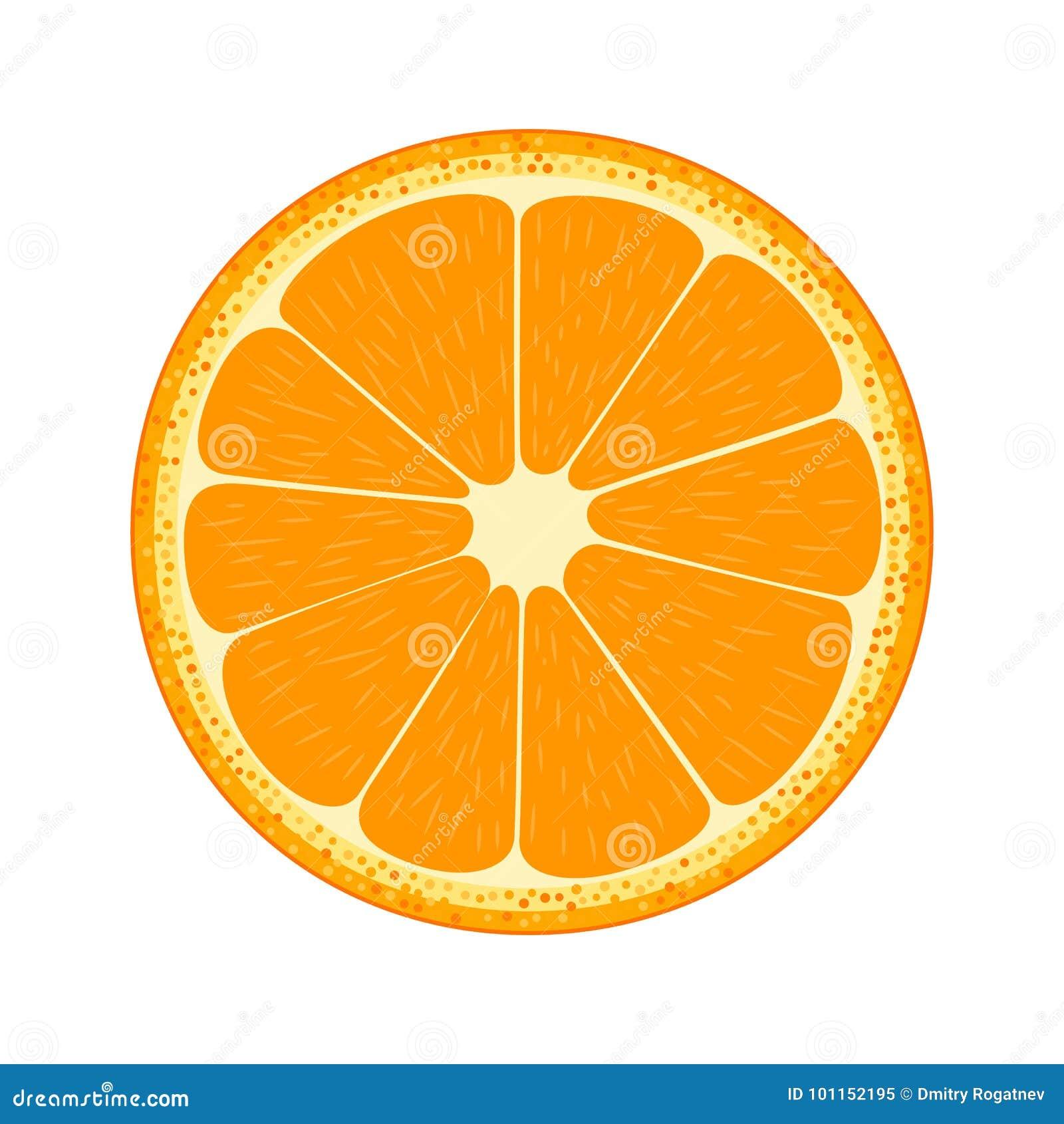 Ο μισός από τον καρπό Πορτοκάλι