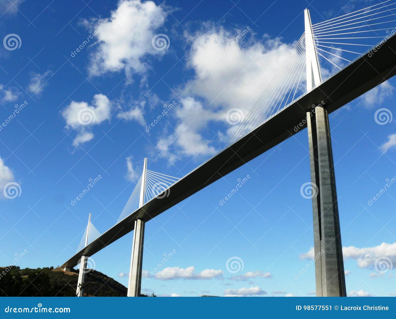 οδογέφυρα millau