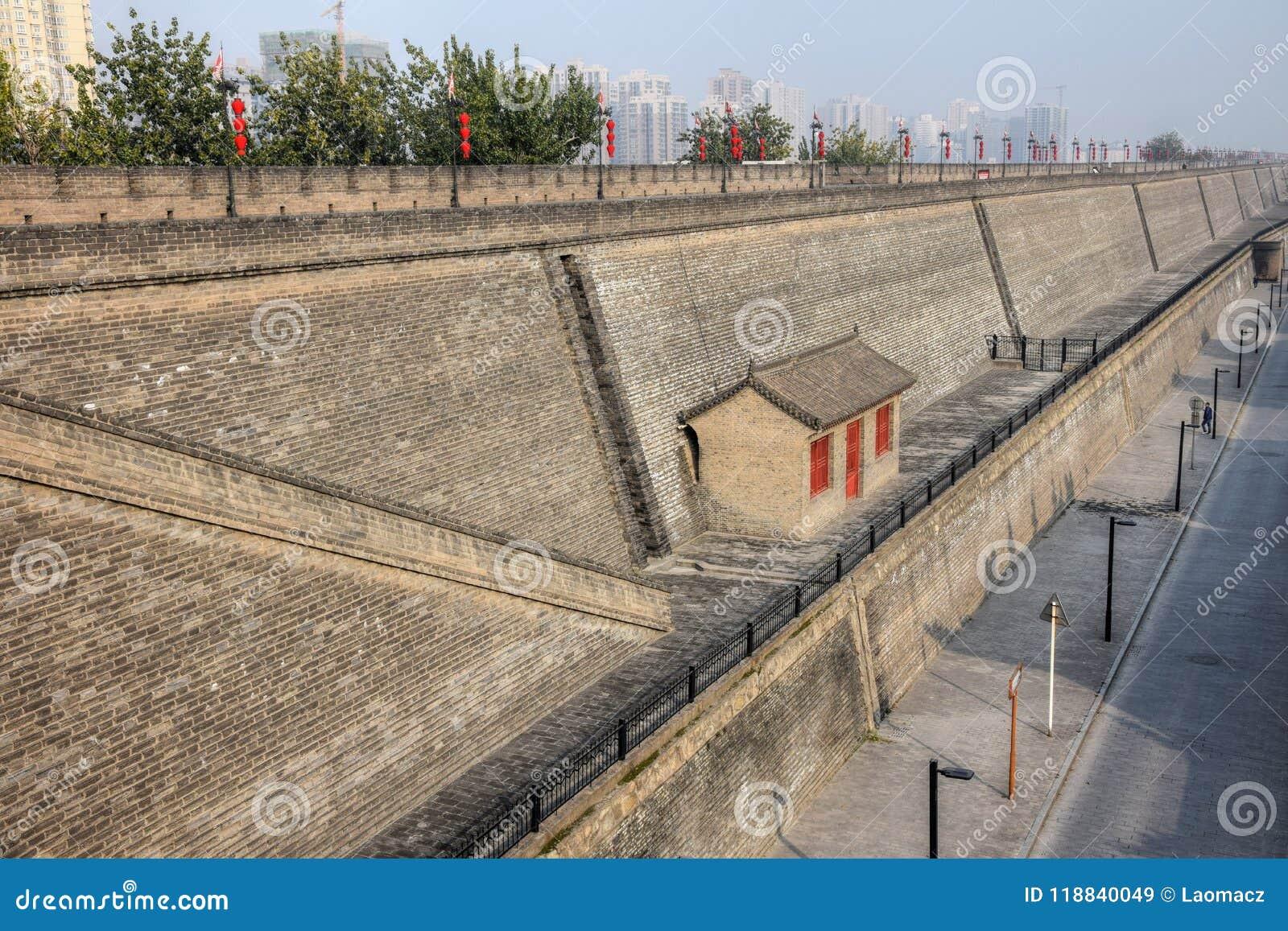Ο τοίχος πόλεων στη μητρόπολη ΧΙ `