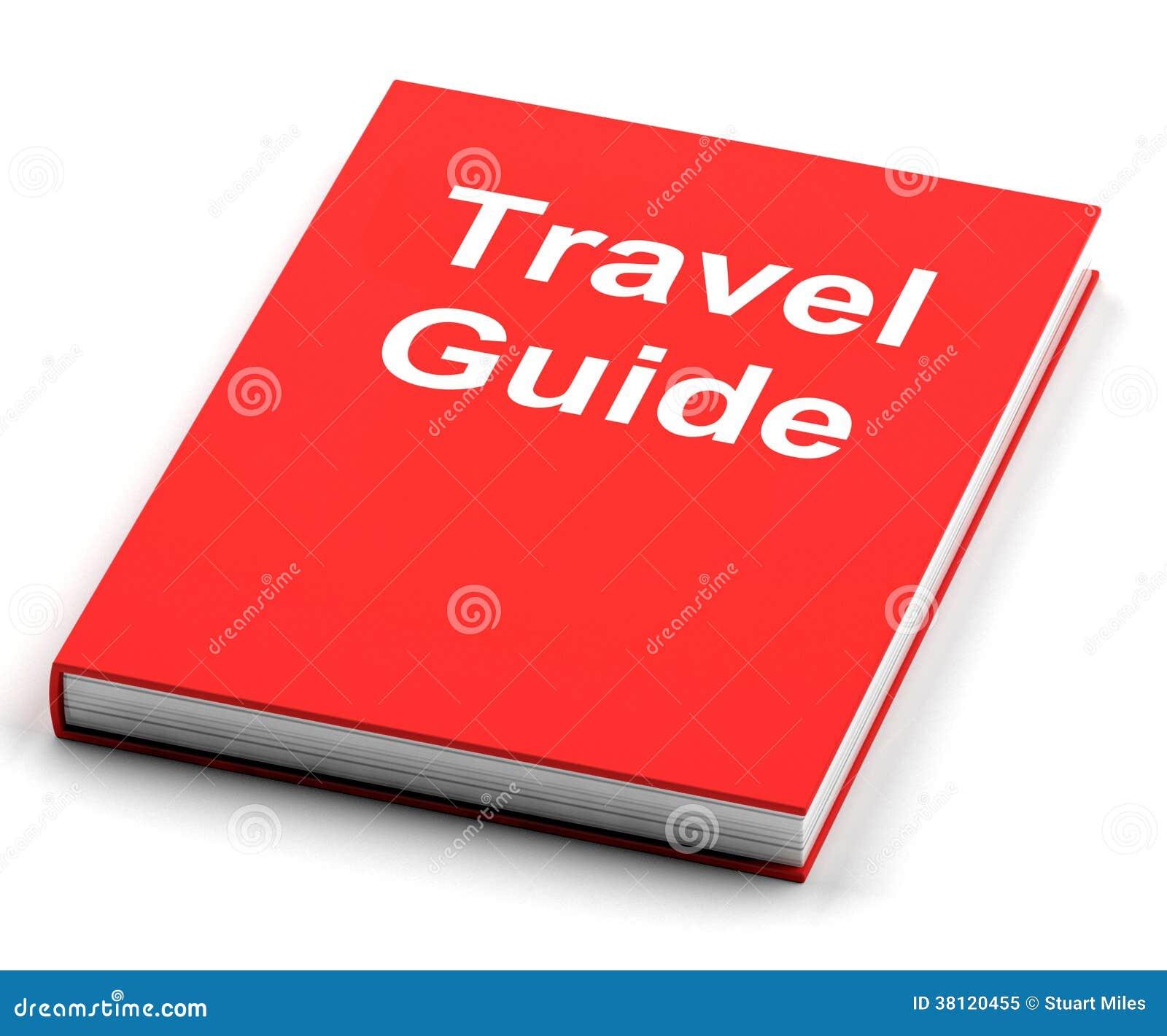Ο τουριστικός οδηγός ταξιδιού παρουσιάζει πληροφορίες για τα ταξίδια