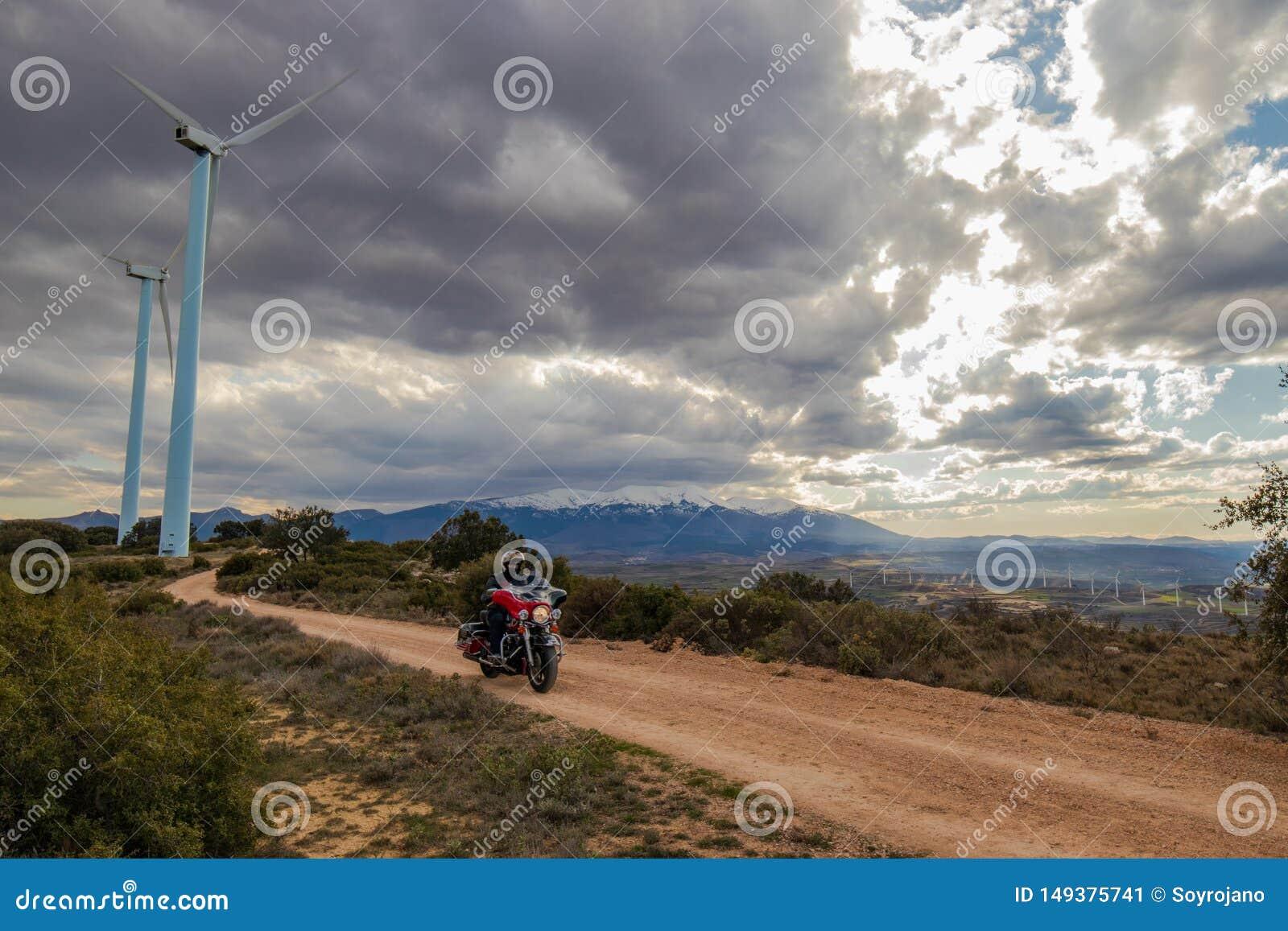 Ο τρόπος μοτοσικλετών