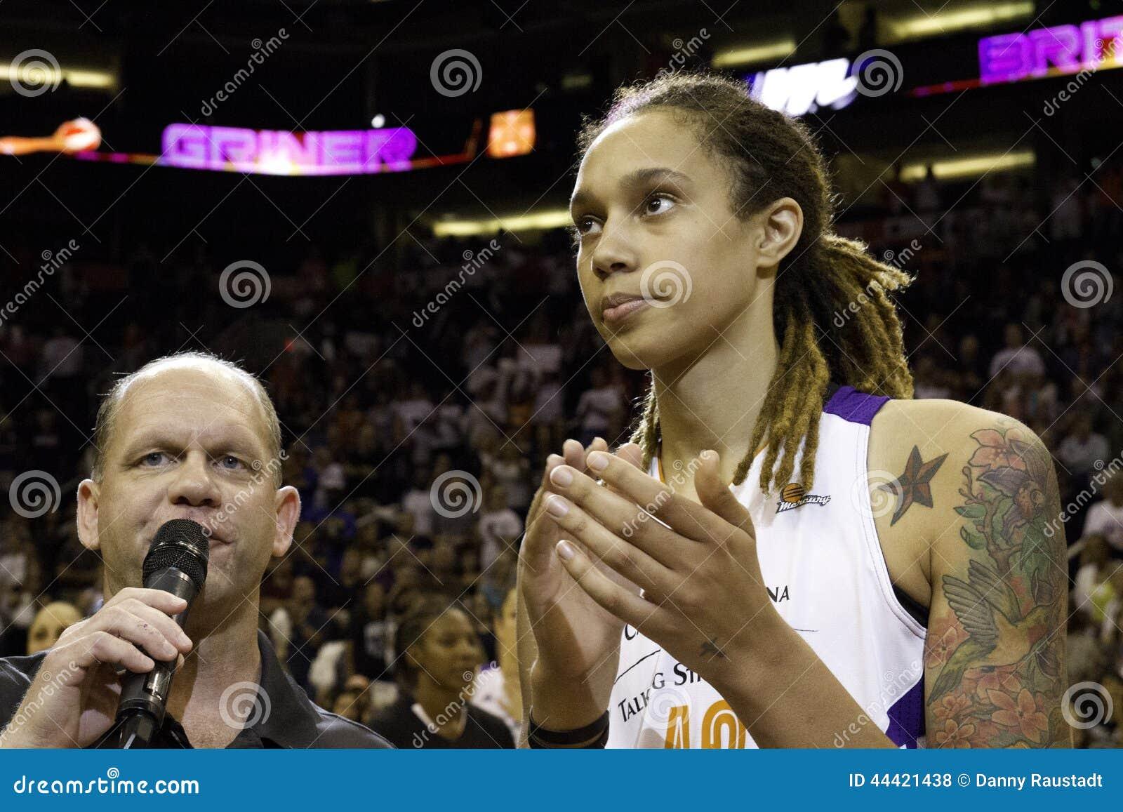 Ο υδράργυρος WNBA Phoenix κερδίζει