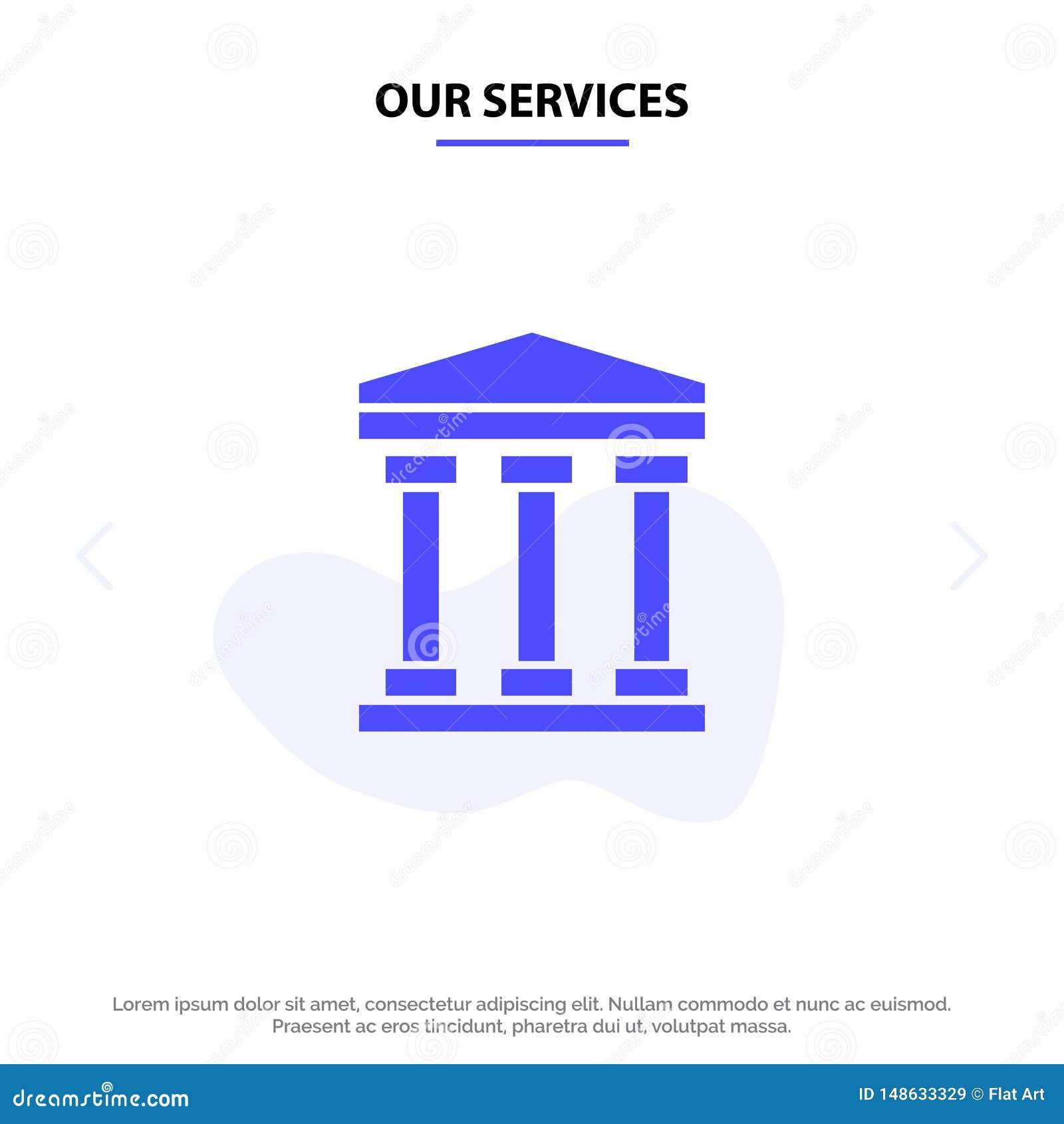 Ο χρήστης υπηρεσιών μας, τράπεζα, στερεό πρότυπο καρτών Ιστού εικονιδίων Glyph μετρητών