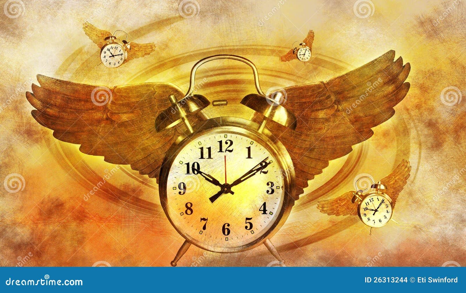 Ο χρόνος πετά
