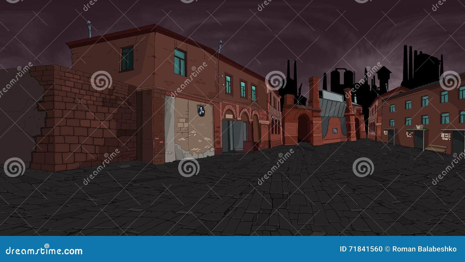 Οδός εργοστασίων