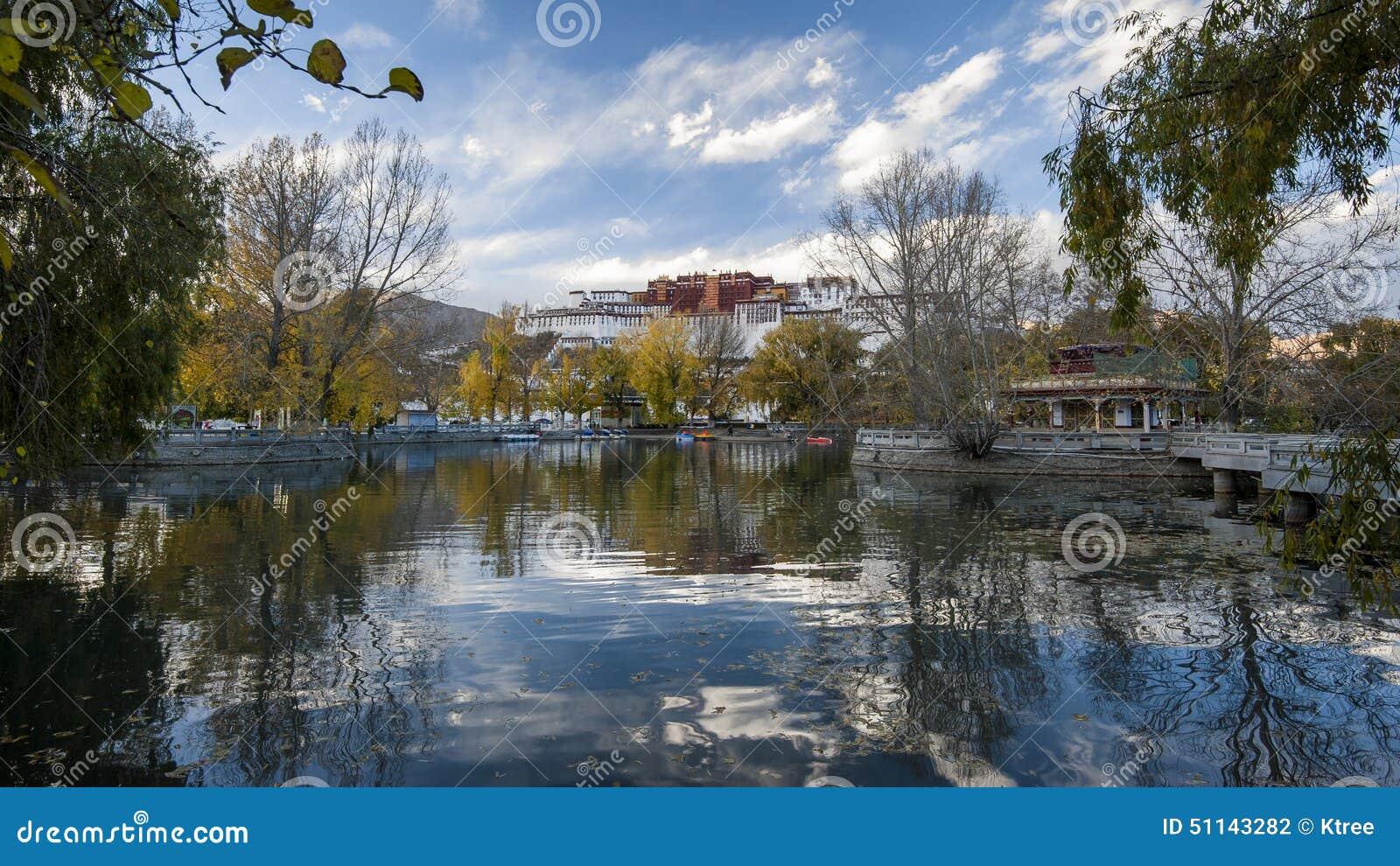 西藏风景 库存照片 - 图片