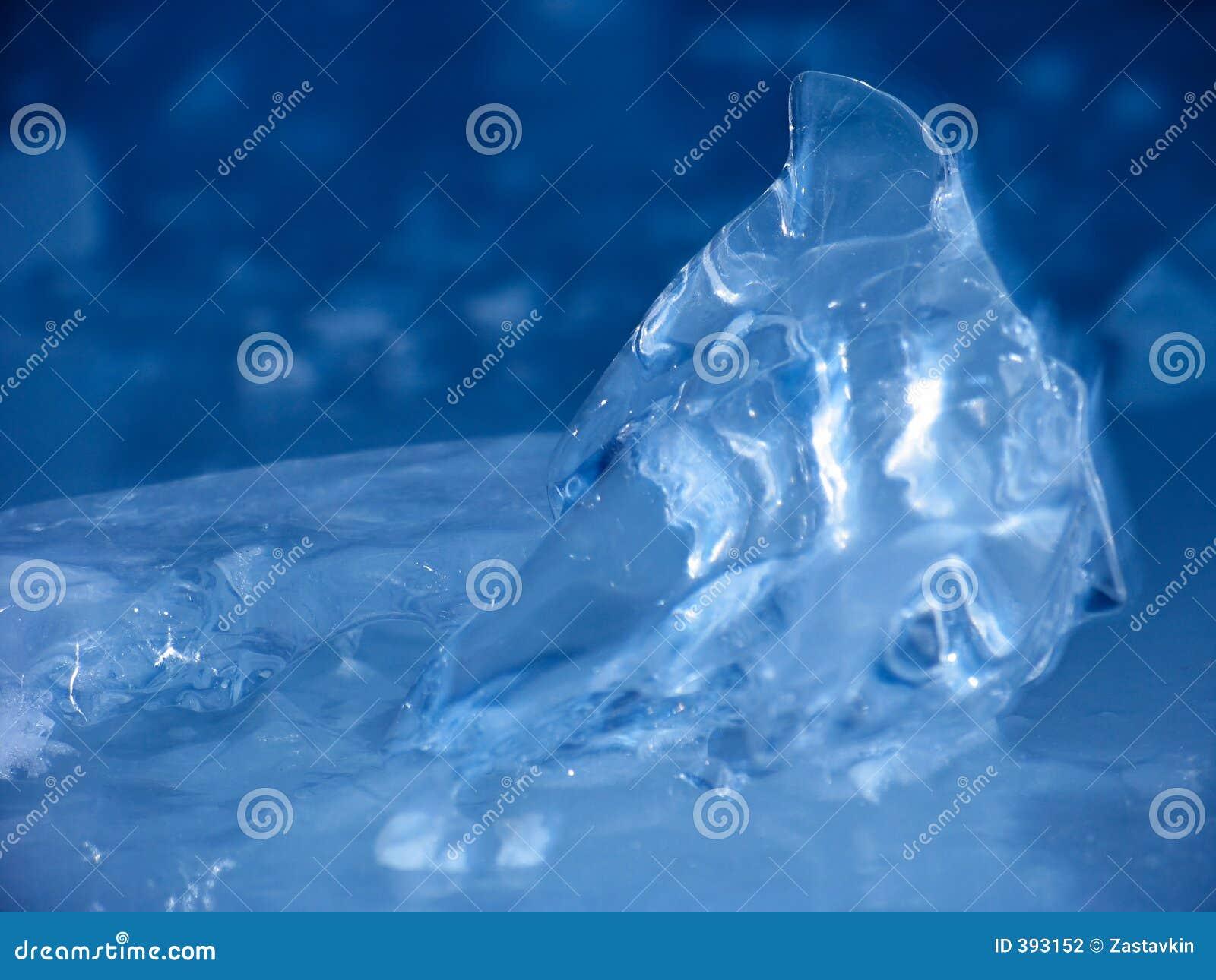 πάγος κρυστάλλου