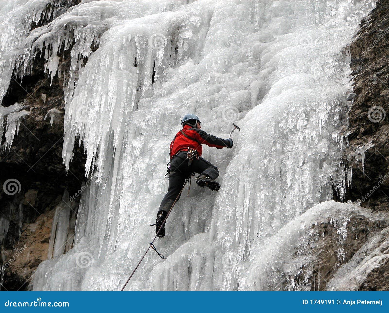 πάγος ορειβατών