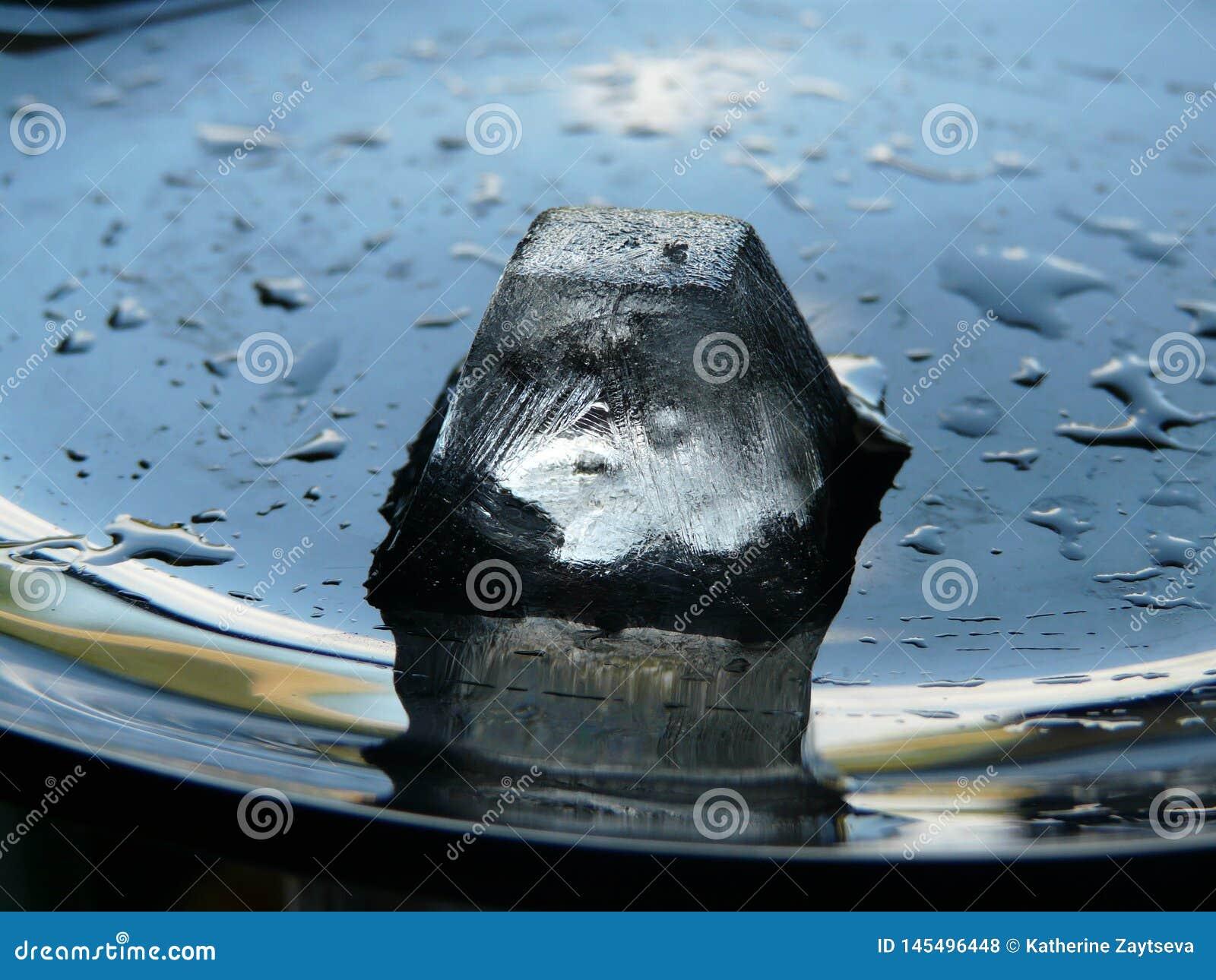 Πάγος στις καυτές θερινές ημέρες