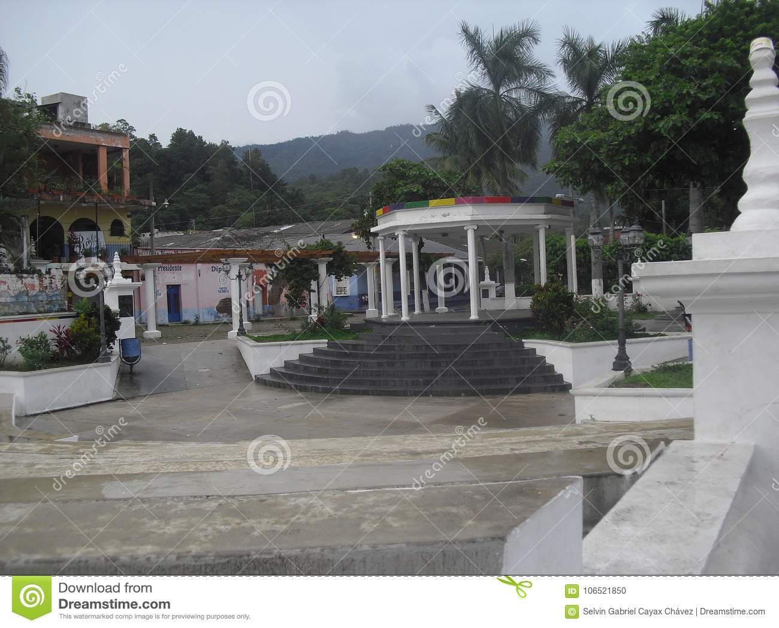 Πάρκο που βρίσκεται σε Esquipulas, Chiquimula
