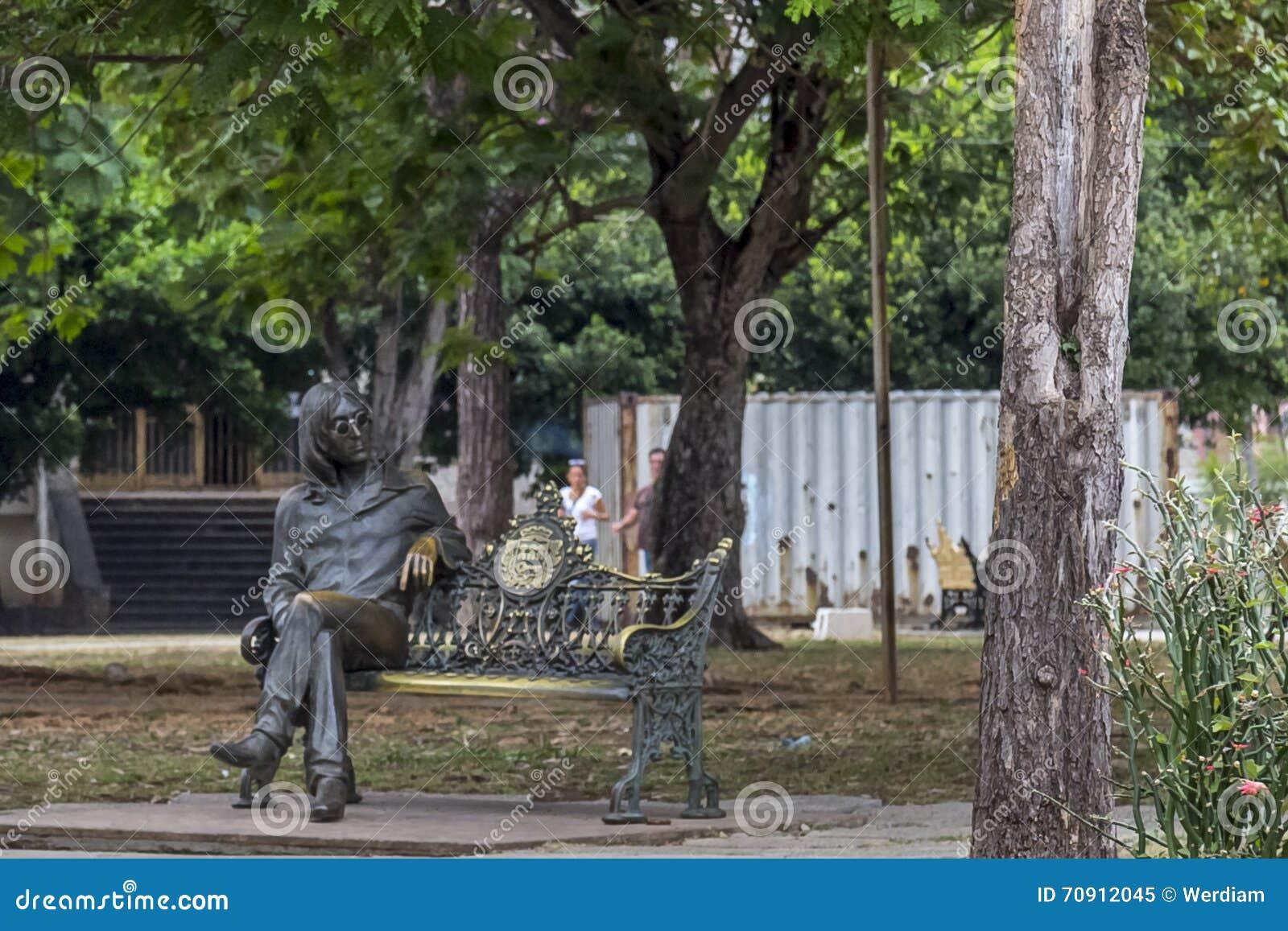 Πάρκο του John Lennon, Αβάνα, Κούβα
