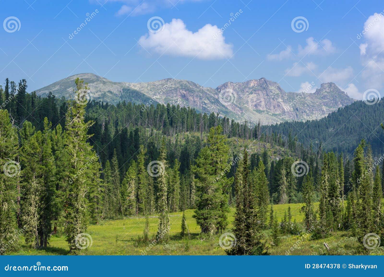 Πάρκο φύσης Ergaki