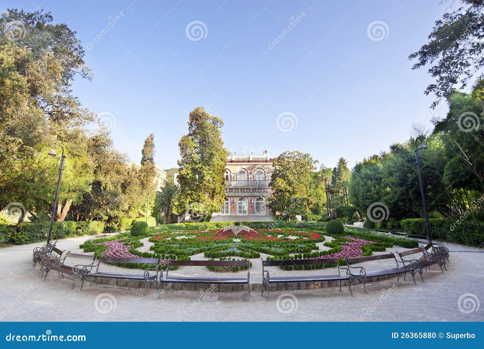 Πάρκο Angiolina Opatija