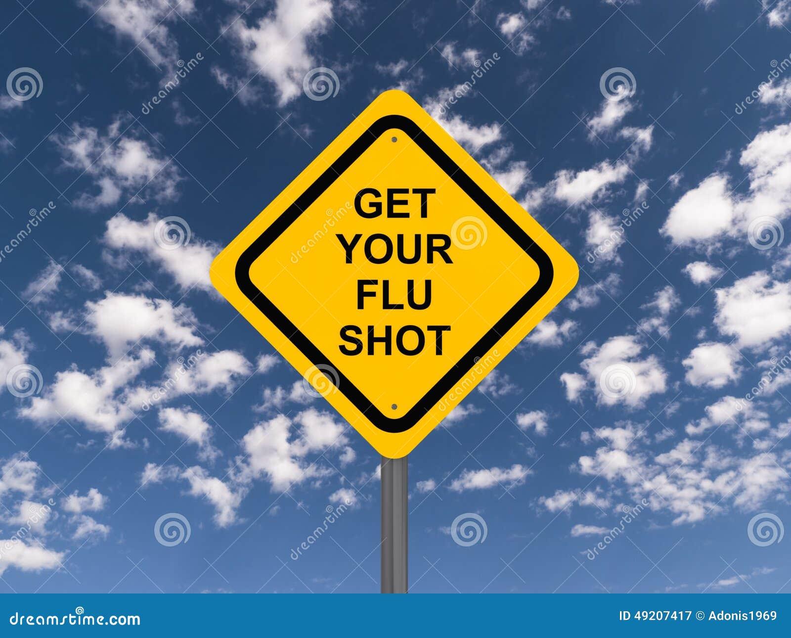 Πάρτε το σημάδι εμβολίων γρίπης σας
