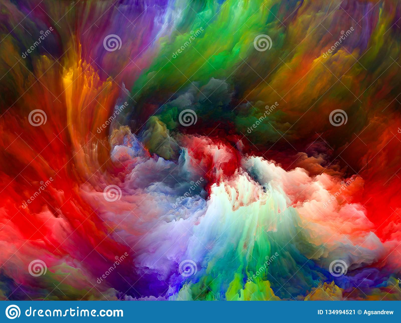 Πέρα από την κίνηση χρώματος