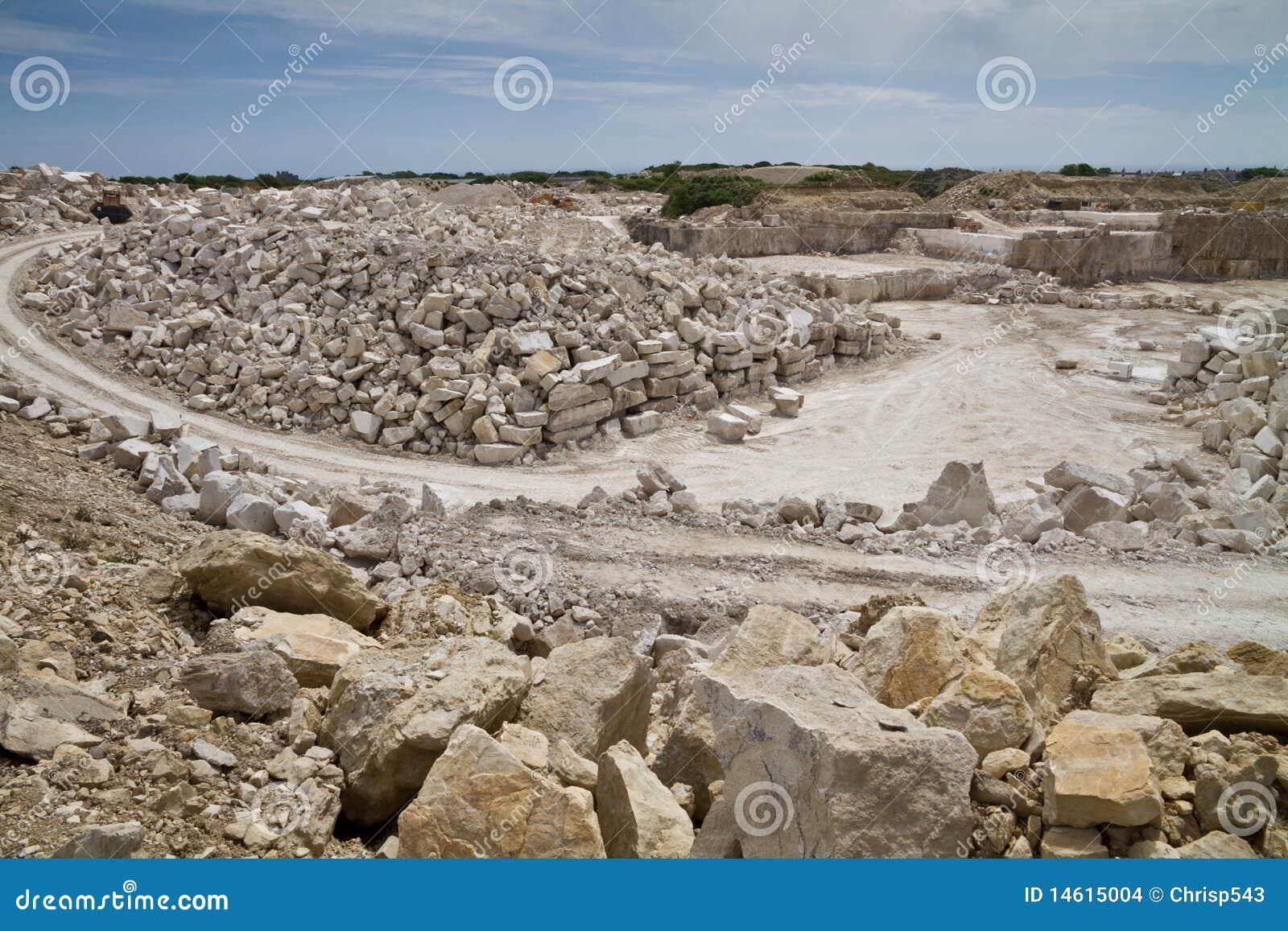 πέτρα λατομείων