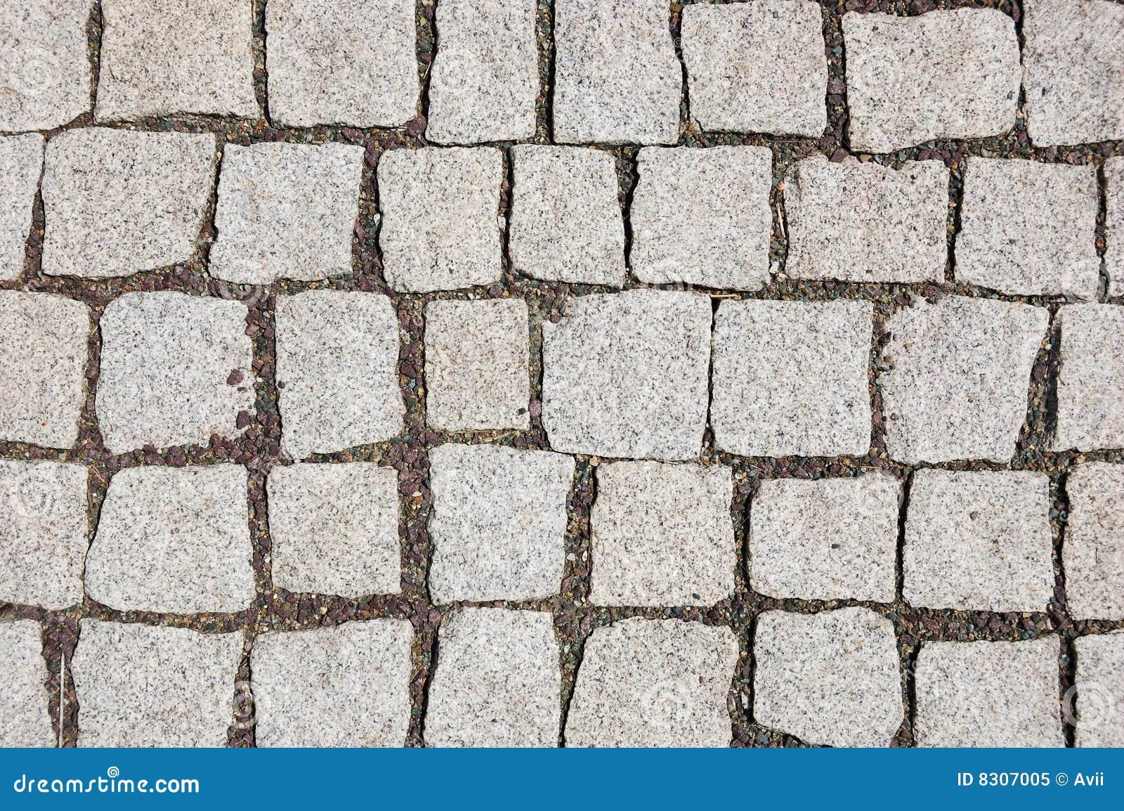πέτρα πεζοδρομίων