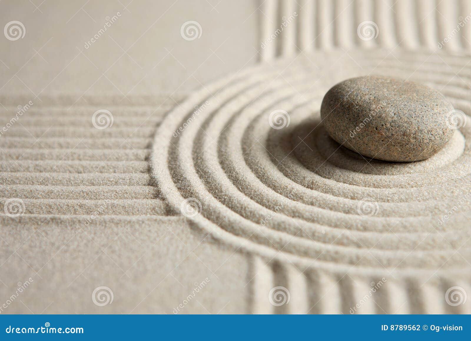 πέτρα zen