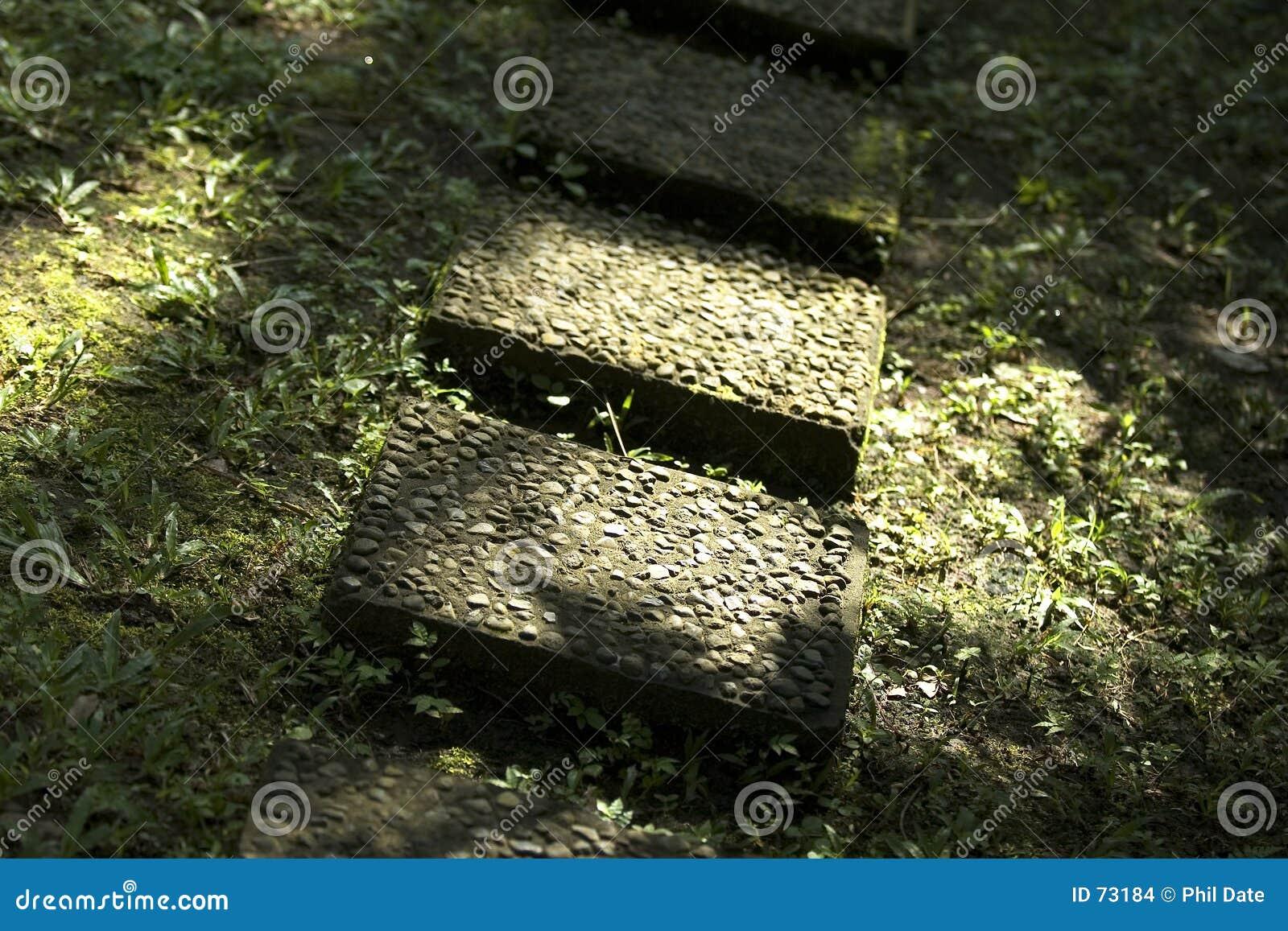πέτρες κήπων