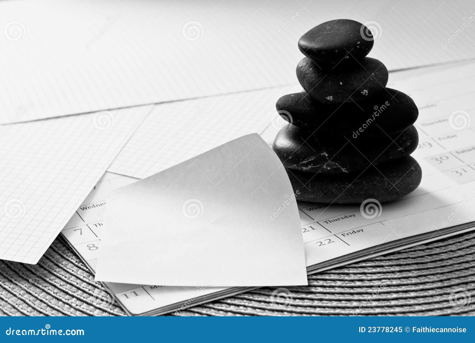 πέτρες μεταφοράς επιχειρησιακών κενές υπομνημάτων ισορροπίας