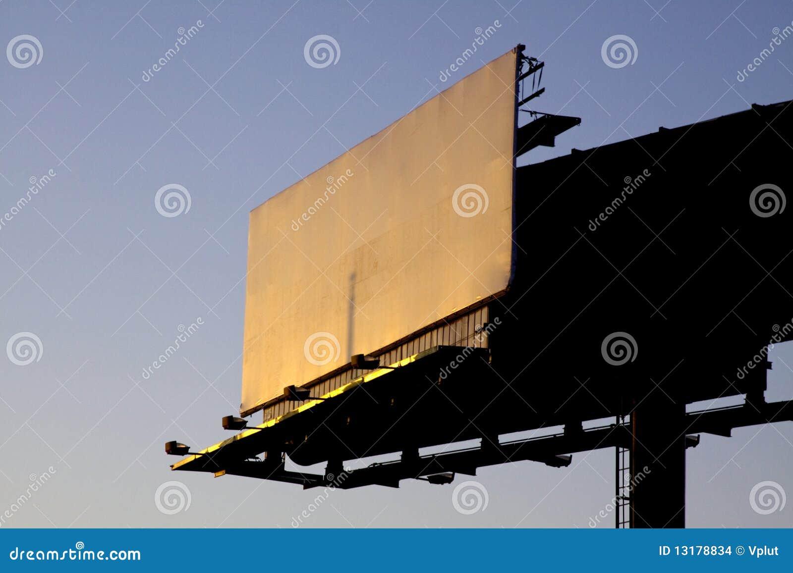 πίνακας διαφημίσεων