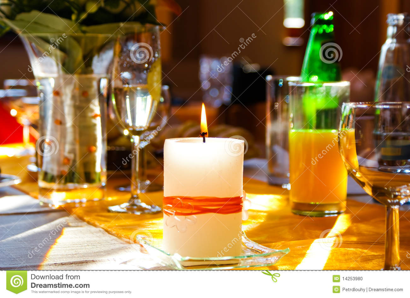πίνακας κεριών