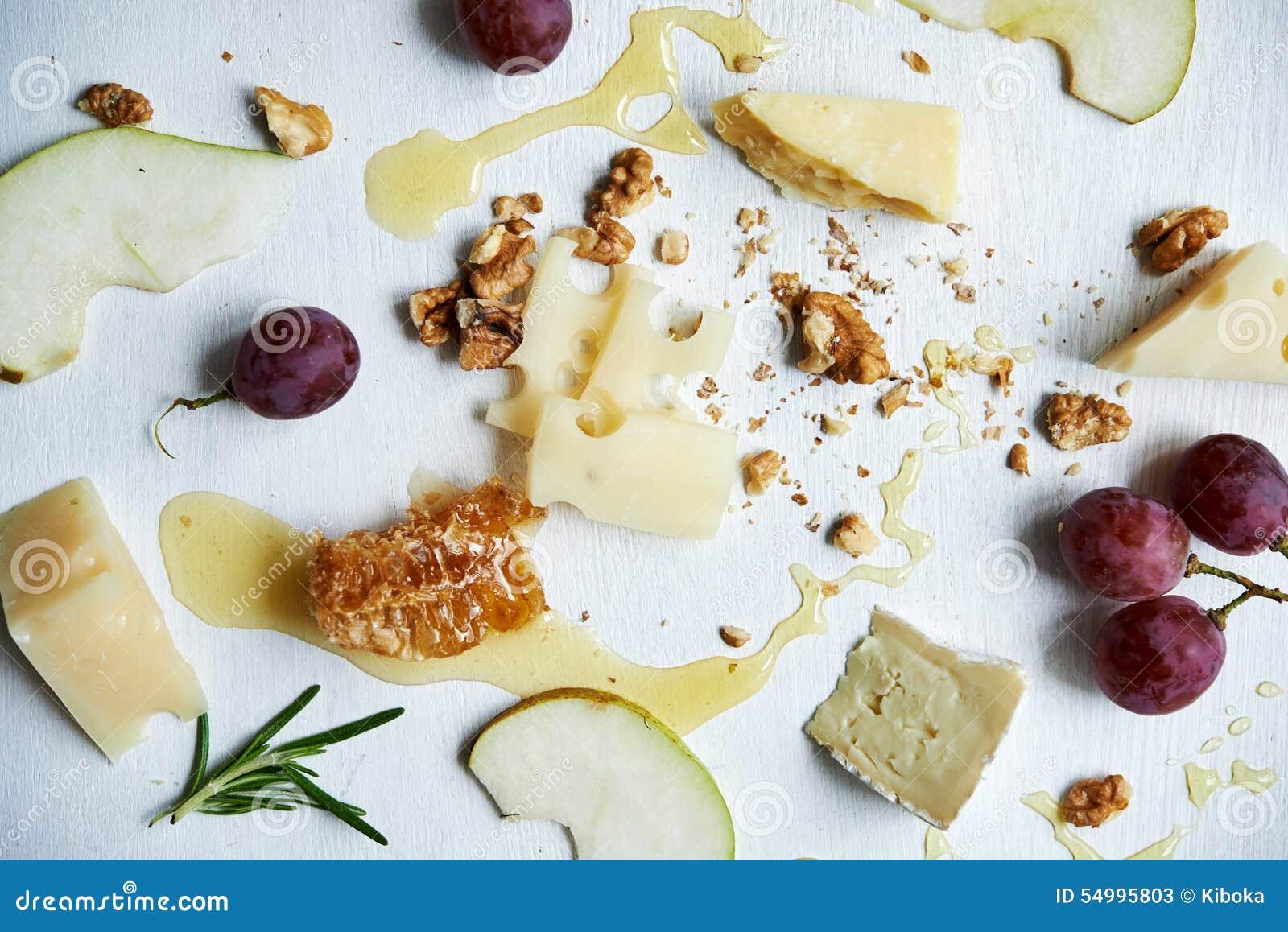 Πίνακας με το τυρί