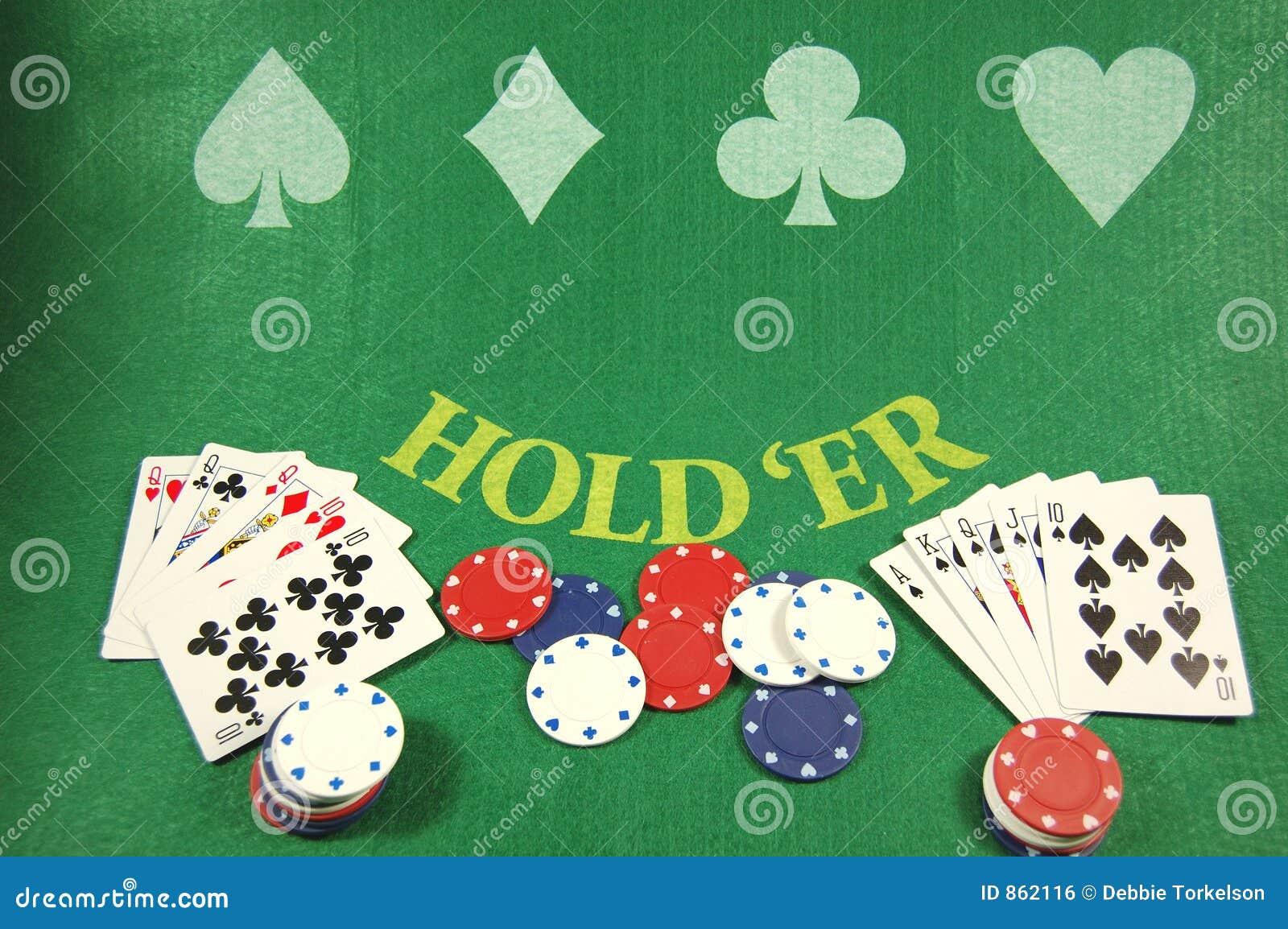 πίνακας πόκερ