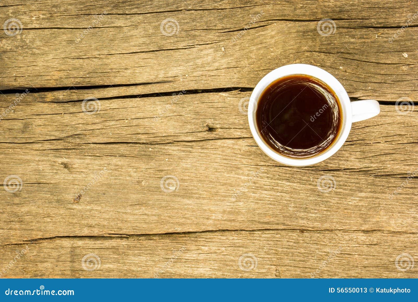 Download πίνακας φλυτζανιών καφέ ξύλ& κορυφαία όψη Στοκ Εικόνα - εικόνα από φρέσκος, ψήσιμο: 56550013