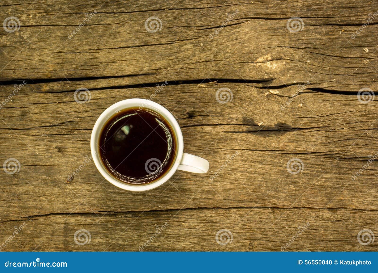 Download πίνακας φλυτζανιών καφέ ξύλ& κορυφαία όψη Στοκ Εικόνες - εικόνα από αρωματικές, ποτό: 56550040